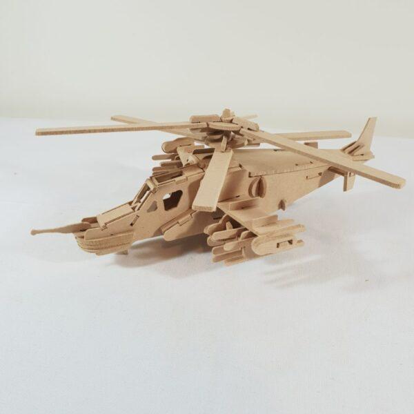Shark Helicopter