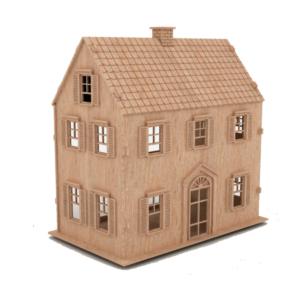 Two Storey Mansion